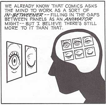 Scott McCloud in the gutter