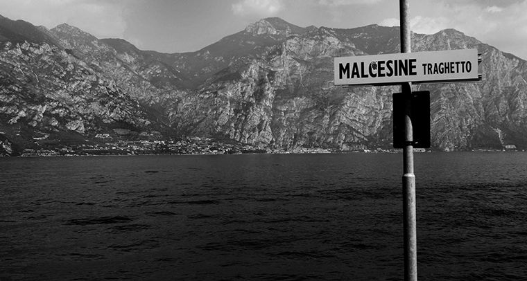 Malcesine and information architecture