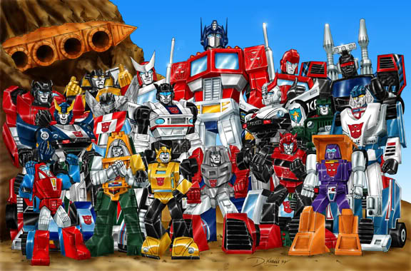 Autobot transformers