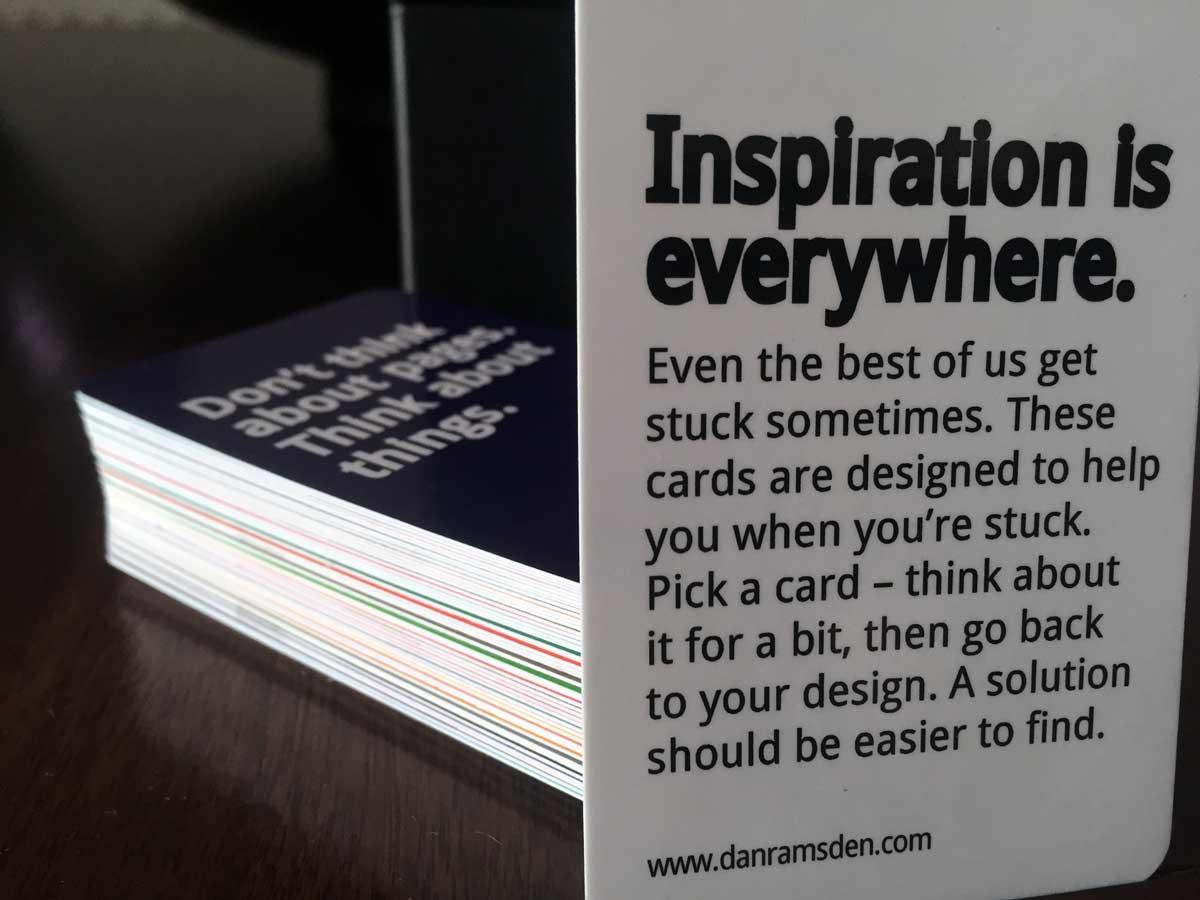 IA Inspiration Cards