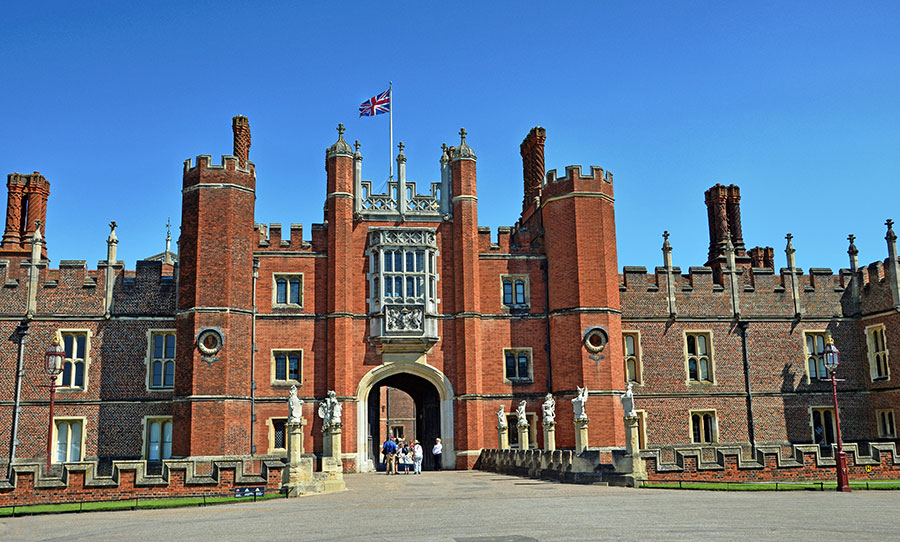 The places I design are more like Hogwarts than Hampton Court.