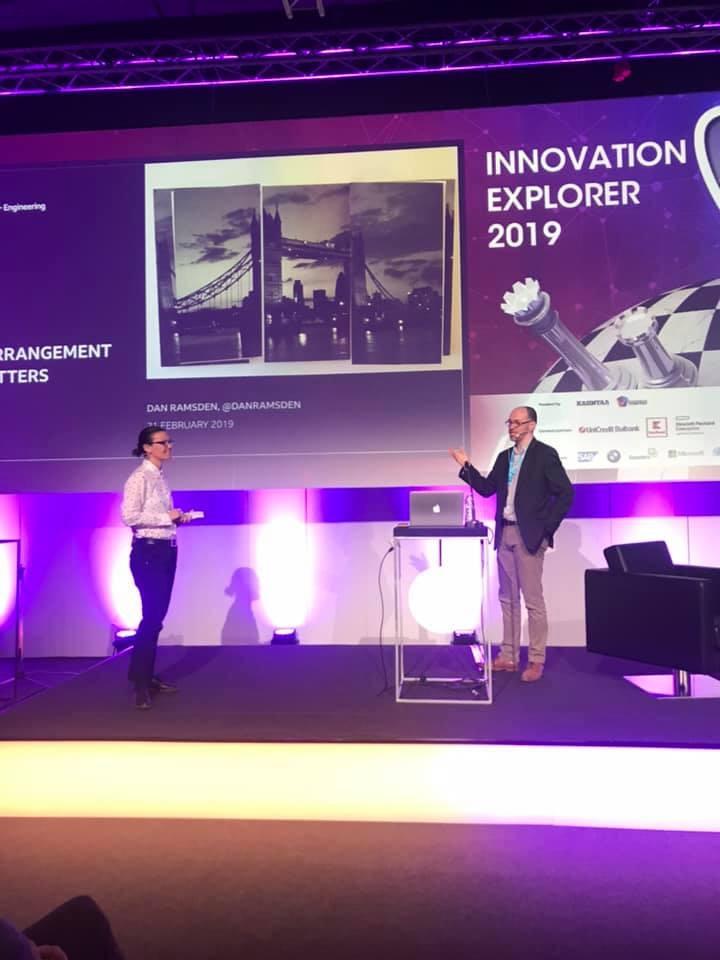 Innovation explorer – Bulgaria, February 2019